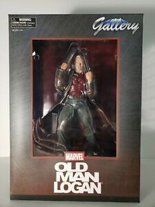 Marvel-Gallery-Old-Man-Logan-8-Inch-PVC-Figure-Statue-Diamond-Select-NEW