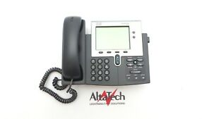 Cisco CP-7941G Unified IP VoIP Office Business Phone - Tested - Fast Free Ship