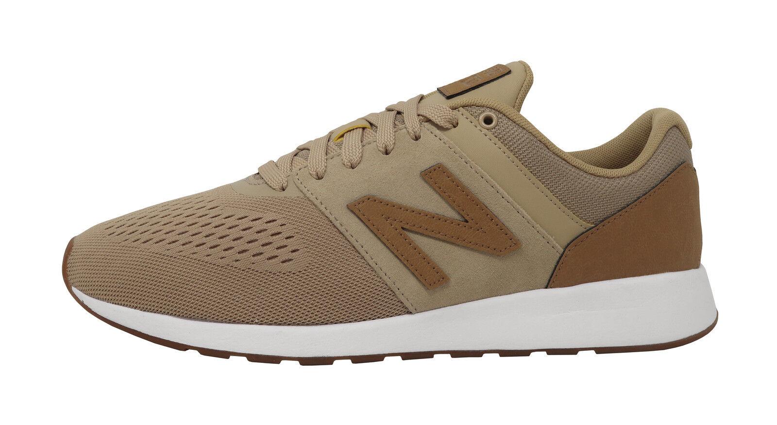New Balance Men's 24 Running shoes MRL24CRB - Beige Brown