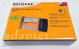 Netgear WG511v2 64x
