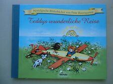 Teddy wunderliche Reise Nostalgische Bilderbücher von Fritz Baumgarten