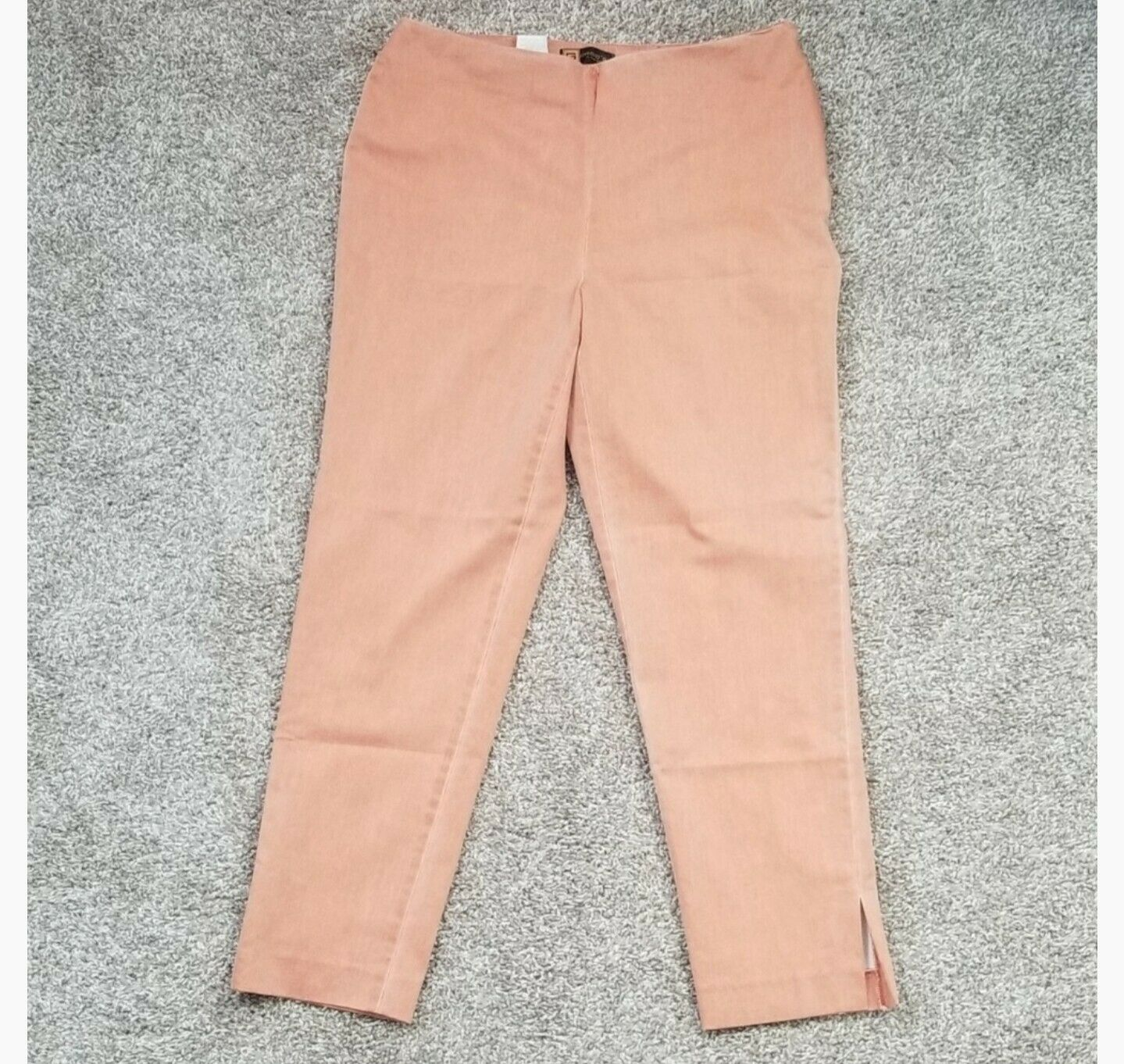 NWT Giorgio's of Palm Beach Vintage Style Relaxted Stretchy Pant Made in