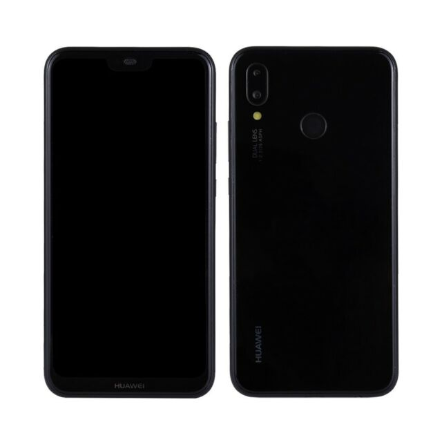 Phone False Dummy Screen Black Replica Huawei Nova 3e (p20 Lite) Gold