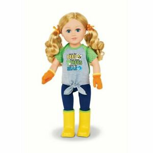 My-Life-As-ENVIRONMENTALIST-Blonde-18-034-Doll-Retired-Sold-Out-in-stores
