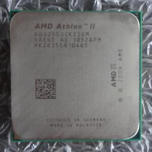 Amd Athlon Ii X2 250 Adx250ock23gm 3 0ghz Soquete Am2 Am3 Processador Dual Core Ebay