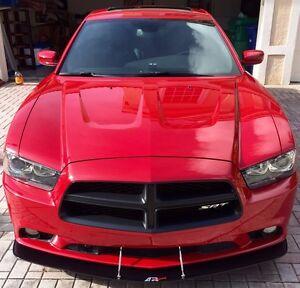 2011 2012 2013 2014 Dodge Charger Se R T Sxt Front Bumper Carbon