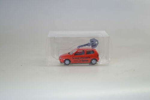 1:87 Herpa 043953 VW Polo Schlüsseldienst #2 neuw.//ovp