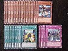 YU-GI-OH 40 carte U.C. DECK * PRONTO PER GIOCARE *