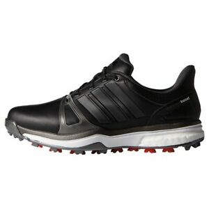 adidas-Adipower-Boost-2-Golf-Shoes-Sizes-7-5-9-Black-RRP-110-Brand-New-Q44660