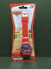 Montre Digitale CARS Disney Pixar / Digital Watch LCD