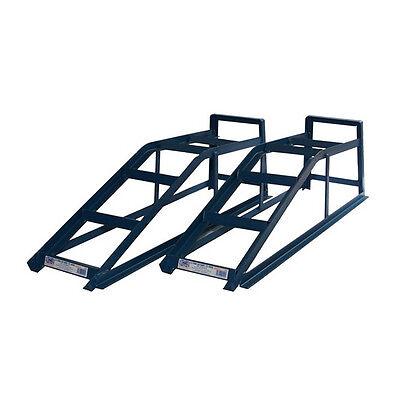 Cougar 2 Tonne Ramp Standard Pair Lifting Equipment & Ramps Ramp Car Main...