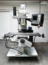 Vectrax Cnc Milling Machinewith 1hp Coolant System