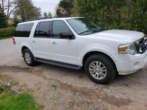 2013 Ford Expedition XLT EL Max
