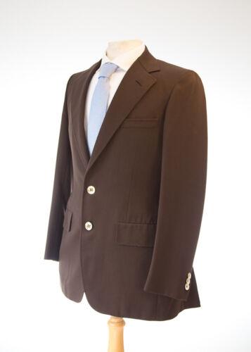 Brown da Ackerman Simon Made a Lavaggio Uk secco 38r Giacca Blazer In uomo wE0qrxFCqn
