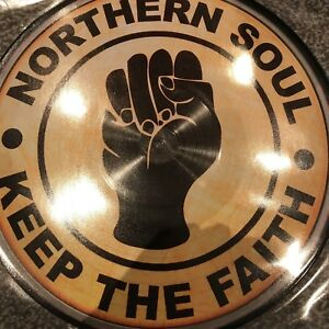 Northern-soul-keep-the-faith-12-034-vinyl-Lp-Picture-Disc-2018-ltd-500-Only