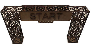 1-32-Start-Gantry-Building-for-Scalextric-Slot-Car-Or-Magnetic-Racing