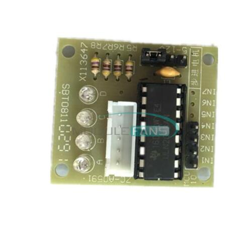 5V Stepper Motor 28BYJ-48 With Drive Test Module Board ULN2003 5 Line 4 Phase MF