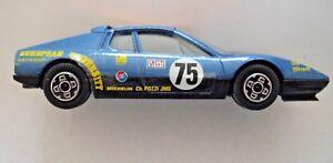 1983 Burago échelle 1/43 Ferrari 512bb University-cod 1433-italien Fabriqué-afficher Le Titre D'origine