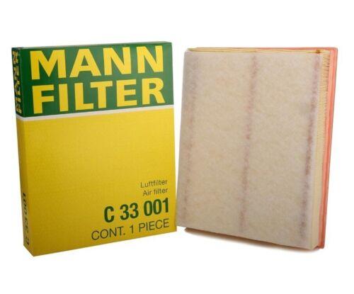 Air Filter Mann C33001 for BMW E70 X5 xDrive35d Diesel 09-13 3.0 L6
