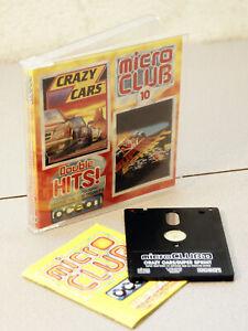 Compilation jeux vidéos Micro club 10 - compatible Amstrad CPC CPC+ 464 6128