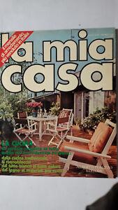 Rivista La Mia Casa 1976 N 89 Mensile Di Arredamento Ebay
