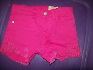 GIRLS TOTAL GIRL BERMUDA SHORTS MULTIPLE COLORS AND SIZES NEW WITH TAGS MSRP$34