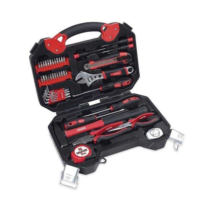 Kreator-Juego de herramientas 44 piezas KRT951004