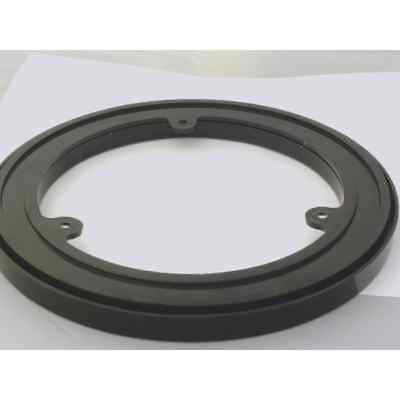"4/"" Inch Dia Black Acrylic Lazy Susan Turntable Bearing"