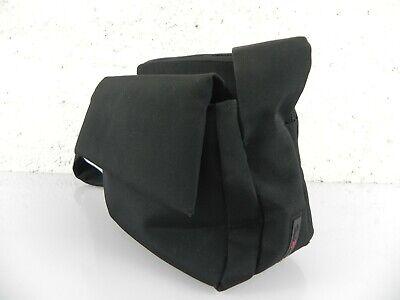 Borsa a tracolla RENATO BALESTRA Jeans couture donna nera zip cerniera stoffa | eBay