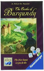 Ravensburger The Castles of Burgundy for Ages 10 & Up - Strategy Dice Game of...