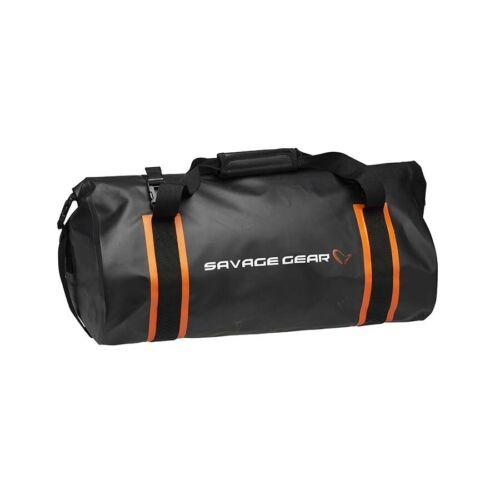 Savage Gear Waterproof Rollup Boat /& Bank Bag 40L Wasserdichte Bootstasche 62411