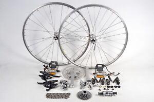 Shimano-Bicycle-Groupset-Mountain-Bike-Touring-Cyclocross-7-Speed-26-034-MTB-Wheels