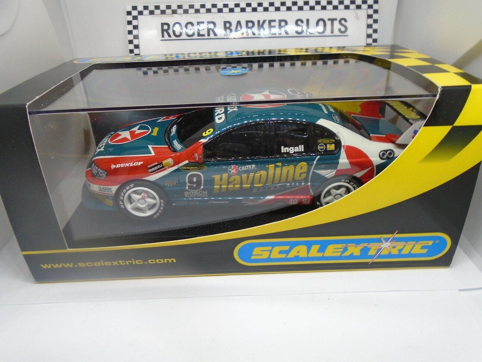 Scalextric C2614 Ford Falcon BA  Caltex  Ingall  BNIB