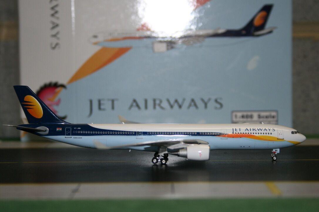 Phoenix 1 400 Jet Airways Airbus A330-300 VT-JWR PH4JIA860 Die-Cast Model Plane