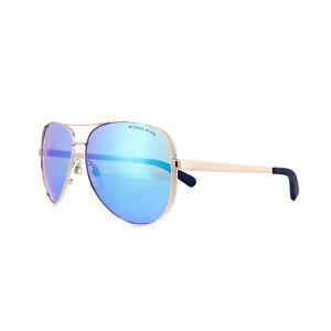 e16b87c0a Michael Kors Chelsea - Rose Gold Frame, Blue Mirror Lens Women's Sunglasses  - MK5004-100325