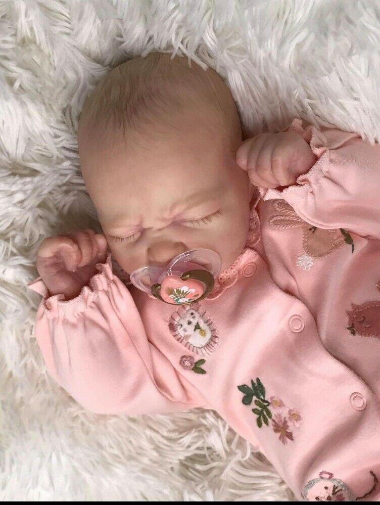 Life like reborn baby girl