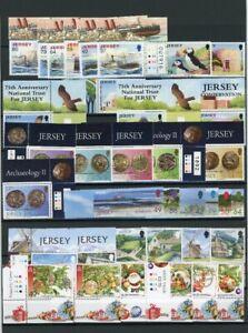 Jersey-Jahrgang-2011-postfrisch-MNH-GF14274