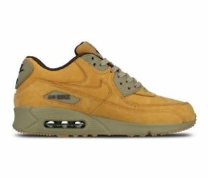 Womens Nike Wmns Air Max 90 Winter Trainers 880302 700 Beige Trainers