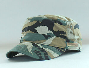 958e49d44ef80 good image is loading new genuine quiksilver putty military cadet castro hat  b610a c0610