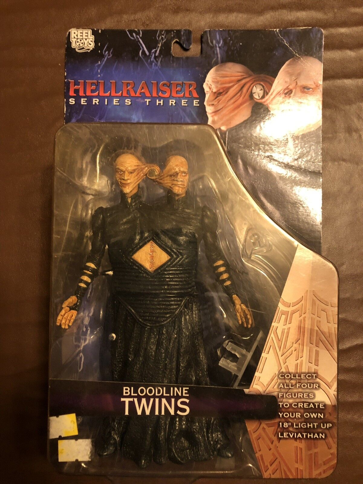 NECA Hellraiser Series 3 Bloodline Twins  AFHRS3 17