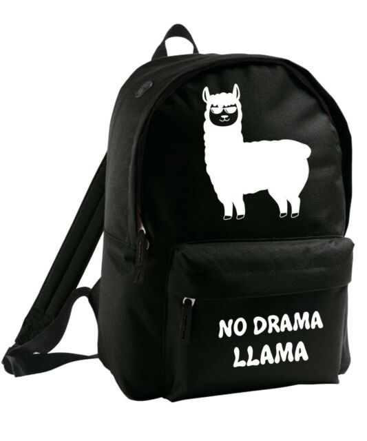Carrying Cases Home & Garden LunchBaggg Drama Llama Funny Animals ...