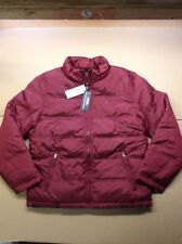 NWT Tommy Hilfiger Men's Reversible Down & Feather Coat Jacket MSRP $ 159.50