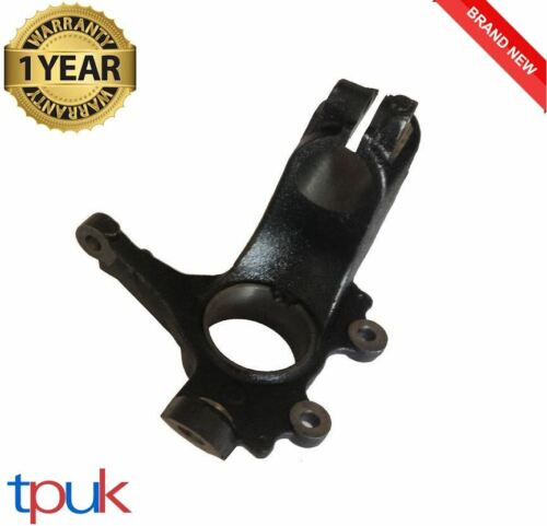 LEFT HUB KNUCKLE FITS FORD C-MAX 03-10 FRONT NEARSIDE FOCUS Mk2 04-12 1420863