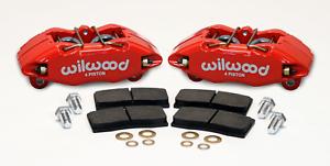 WILWOOD-INTEGRA-CIVIC-262MM-4-PISTON-FRONT-BRAKE-CALIPER-PAD-UPGRADE-KIT-DYNAPRO
