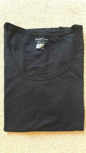 M/&s Femme Femmes Top T shirt ESSENTIEL Marques /& Spencer Nouveau TAILLE PLUS 20-30