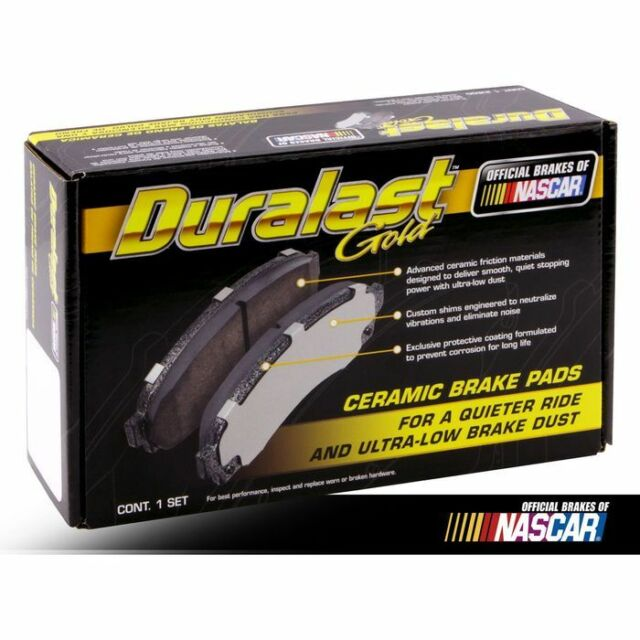 Duralast Brake Pads >> Disc Brake Pad Front Duralast Gold By Autozone Dg1210