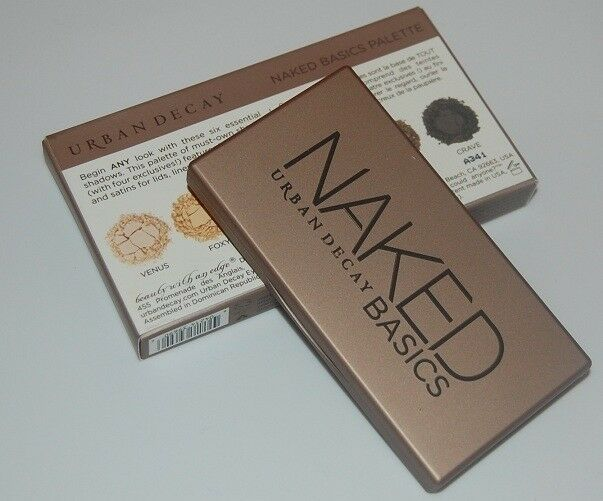 Urban Decay Naked Basics Palette - New