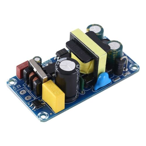 AC-DC 24V 2A 24W Isolated Step-Down Switch Power Supply Module Buck Converter