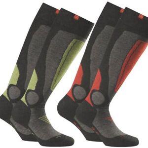 Rohner next Ski Socke  2er Pack Skisocke im Doppelpack