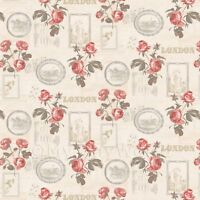 Dolls House Miniature Red Roses And Picture Frames Wallpaper